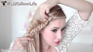 easy day to night hairstyles for a party prom wedding fishtail