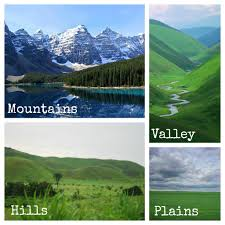 how are landforms identified on landform wikipedia the free