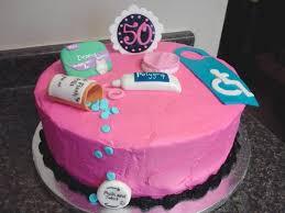 50th birthday cakes pinterest