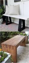 21 gorgeous diy benches for every room a piece of rainbow