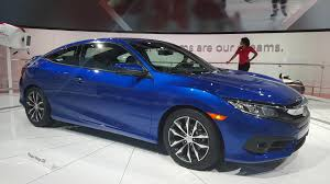 honda civic 2016 coupe 10 minutes in the redesigned 2016 civic carwitter