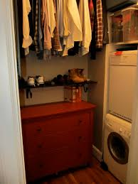 Bathroom Design Ideas 2012 Homes Small Square Feet The Closet Is More Efficient Than Dryer