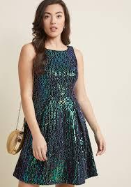 sequin dress spotlight statement sequin dress modcloth