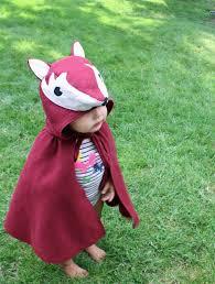 Fox Halloween Costume Kids Fox Cape Halloween Costume Kids Dress Burgundy Arainydayplay