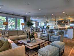 Hgtv Living Rooms Ideas by Open Concept Living Room With Coastal Theme Hgtv Novel Dp