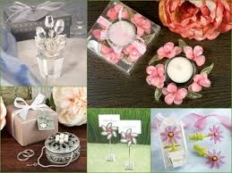 Flower Favors by 6 Types Of Flower Wedding Favor Ideas Hotref Gifts