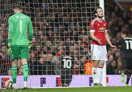 De Blind Manchester United 1 1 Liverpool Agg 1 3 Philippe Coutinho