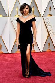 choker necklace dress images Oscars 2017 best worst dressed jpg
