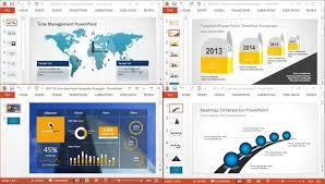 project management powerpoint presentation template casseh info