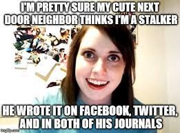 Funny Stalker Memes - stalker imgflip