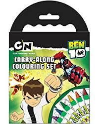 alligator books ben 10 colouring book amazon uk toys u0026 games