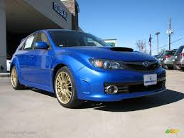 subaru blue car picker blue subaru impreza wrx