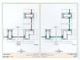 Curtain Wall House Plan Curtain Wall Design And Detailing Integralbook Com