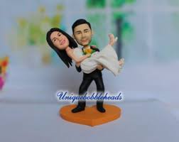 custom wedding cake toppers and groom wedding cake toppers etsy
