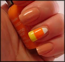 candy corn nail design images nail art designs