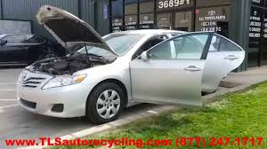 used oem toyota camry parts tls auto recycling
