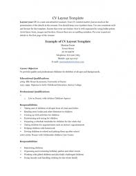 Example Electrician Resume Career Objective Examples Electricians
