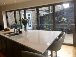 modern kitchen extensions staley stonework u003e past projects contemporary extension to