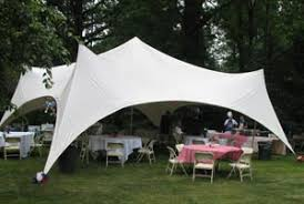 Tent Awning 20 U0027 X 28 U0027 Eureka Capri Party Canopy Tent Canvas Specialty Mfg Co