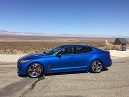 first drive 2018 kia stinger gt thedetroitbureau com