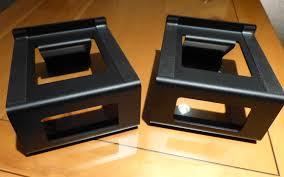28 desk top speaker stands pro series desktop speaker