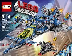 amazon com lego movie 70816 benny u0027s spaceship spaceship