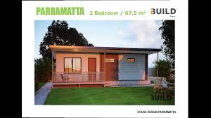 2 bedroom ibuild kit homes parramatta youtube