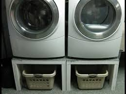 Bosch Laundry Pedestal Washing Machine And Dryer Pedestal Washing Machine Laundry And