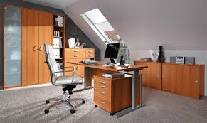 Schreibtisch Kirschbaum Wellemöbel Jobexpress Büroeinrichtung Komplett Kirschbaum U Mehr
