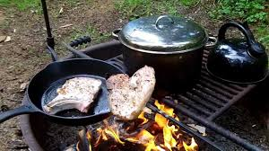 Cast Iron Cooking Cast Iron Cooking 2 Youtube