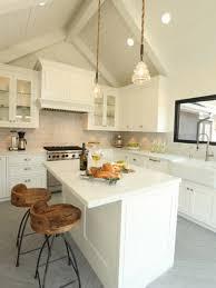 contemporary white kitchen design ideas with cabinet modern wooden