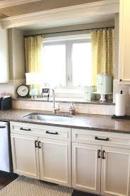curtain ideas for kitchen kitchen window treatment ideas beautiful kitchen window treatments