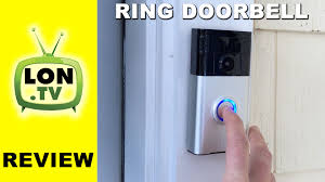 Front Door Monitor Camera by Ring Doorbell Review Wifi Doorbell Camera Security System With