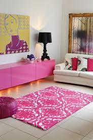 pink baroque rug myluxe