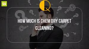 How Much To Dry Clean A Rug How Much Is Chem Dry Carpet Cleaning Youtube