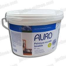 peinture lavable pour cuisine peinture bio murale lavable 10l auro 324 peinture bio enduits