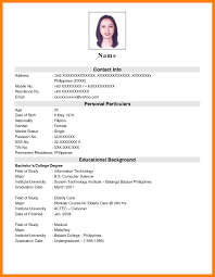 resume format exles for students pleasant resume format sle for student for your resume sle