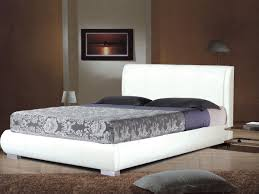 Double Faux Leather Bed Frame by Faux Leather Bed Frames In Black Brown White Youtube