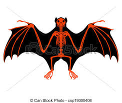 bat skeleton bat skeleton vector clipart search illustration drawings and