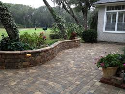 Cost To Install Paver Patio by Stone Texture Exterior Design Terrific Tremron Pavers For Your