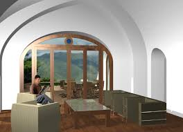 Home Inside Arch Model Design Image Green Magic Homes The Most Beautiful Green Homes Ever