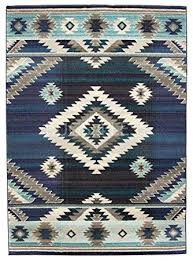 Indian Area Rug Amazon Com Rugs 4 Less Collection Southwest Native American