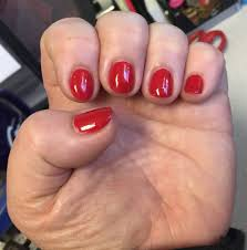 love the light free gel option on my natural nails color is