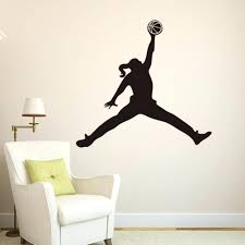 wall ideas basketball court wall decor basketball wall decor metal basketball wall decor home decor 10095cm characters playing basketball wall adhesive paper walls sticker waterproof stickers for basketball wall decor