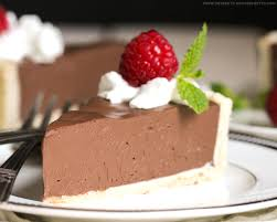 guilt free french silk pie recipe guaranteed crowdpleaser