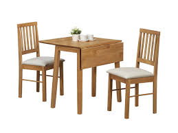 solid wood drop leaf table and chairs birlea drop leaf dining set drop leaf dining table 2 dining