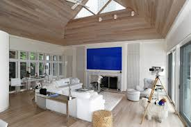 Ceiling Fans For High Ceilings by Ceiling Lights Wood Living Room Contemporary With Wingback Chair