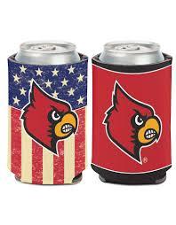 huggie drinks can huggie 2 sided patriotic ul jd becker s uk uofl superstore