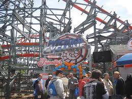 Biggest Six Flags Six Flags New England U0027s Newest Wicked Cyclone Theme Park University