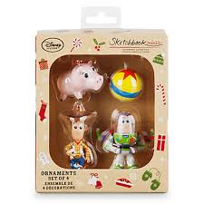 disney store 2016 toy story minis sketchbook christmas ornament